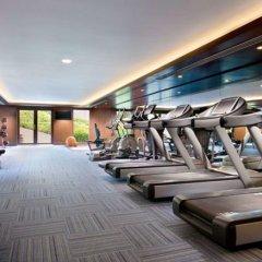 Отель Hyatt Regency Phuket Resort Таиланд, Камала Бич - 1 отзыв об отеле, цены и фото номеров - забронировать отель Hyatt Regency Phuket Resort онлайн фитнесс-зал фото 2