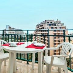Отель Flor da Rocha балкон