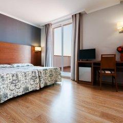 Отель Ramblas Hotel Испания, Барселона - 10 отзывов об отеле, цены и фото номеров - забронировать отель Ramblas Hotel онлайн комната для гостей фото 4