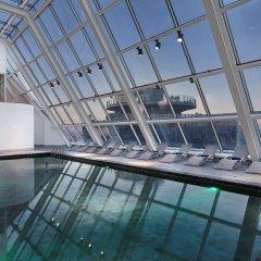 Отель Hilton Sao Paulo Morumbi бассейн