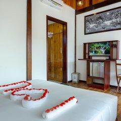 Отель Ha My Beachside Villa Hoian ванная фото 2