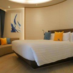 Отель The Nature Phuket Патонг комната для гостей фото 2