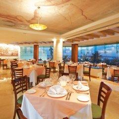 Отель Grand Park Royal Luxury Resort Cancun Caribe питание