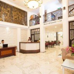 Hanoi Old Quarter Hotel интерьер отеля фото 3