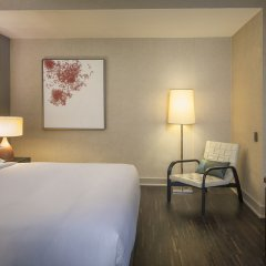 Отель Grand Hyatt New York 4* Гостевой номер с двуспальной кроватью фото 5
