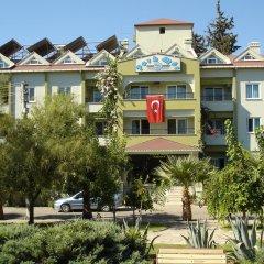 Park Mar Apart Турция, Мармарис - отзывы, цены и фото номеров - забронировать отель Park Mar Apart онлайн вид на фасад