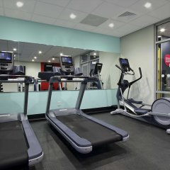 Отель Tru By Hilton Meridian фитнесс-зал фото 2