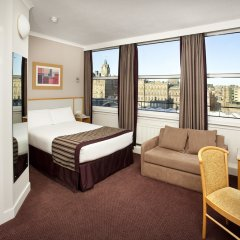 Отель Jurys Inn Edinburgh комната для гостей фото 5