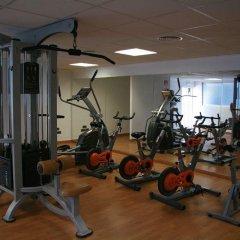Hotel Apartamentos Vistasol & Spa фитнесс-зал