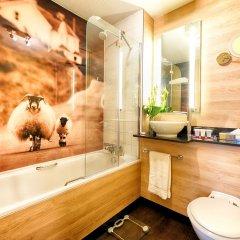 Leonardo Royal Hotel Edinburgh Haymarket ванная