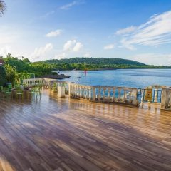 Отель On Vacation Blue Cove All Inclusive Колумбия, Сан-Андрес - отзывы, цены и фото номеров - забронировать отель On Vacation Blue Cove All Inclusive онлайн приотельная территория