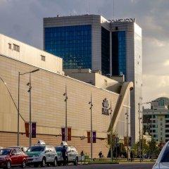 DimAL Hostel Almaty парковка
