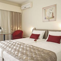 Отель Galaxias Родос комната для гостей