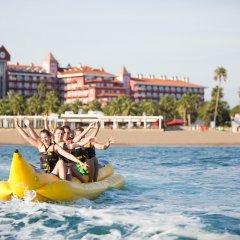 IC Hotels Santai Family Resort Турция, Белек - 8 отзывов об отеле, цены и фото номеров - забронировать отель IC Hotels Santai Family Resort - All Inclusive онлайн приотельная территория фото 2