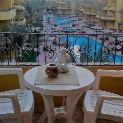 Отель Pool View Apart At British Resort 1532 балкон