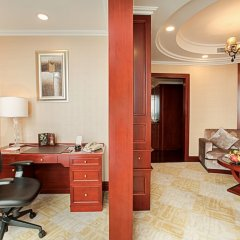 Soluxe Hotel Guangzhou удобства в номере фото 2