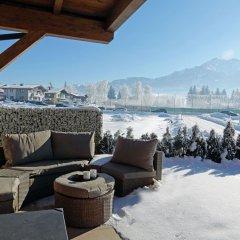 Апартаменты Luxurious Apartment in Piesendorf Near Ski Area Зальцбург фото 21