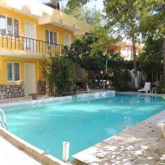Allgau Hotel Турция, Памуккале - отзывы, цены и фото номеров - забронировать отель Allgau Hotel онлайн бассейн