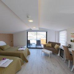 Rhapsody Hotel & Spa Kalkan Турция, Калкан - отзывы, цены и фото номеров - забронировать отель Rhapsody Hotel & Spa Kalkan онлайн комната для гостей фото 5
