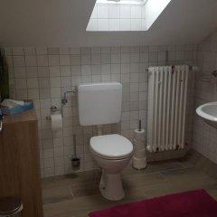 Отель Pension Schlafstuhl Ашхайм ванная