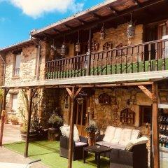Отель Posada La Herradura Испания, Лианьо - отзывы, цены и фото номеров - забронировать отель Posada La Herradura онлайн питание фото 3