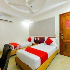 OYO 287 Nam Cuong X Hotel Ханой комната для гостей фото 3