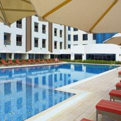 Отель Hili Rayhaan By Rotana ОАЭ, Эль-Айн - отзывы, цены и фото номеров - забронировать отель Hili Rayhaan By Rotana онлайн бассейн