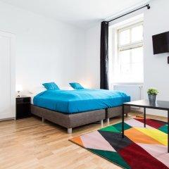 Отель CheckVienna - Apartment Familienplatz Австрия, Вена - отзывы, цены и фото номеров - забронировать отель CheckVienna - Apartment Familienplatz онлайн комната для гостей фото 5