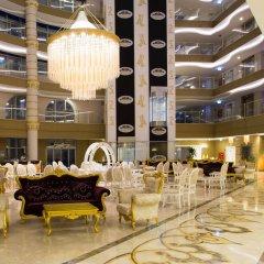 Отель Water Side Resort & Spa Сиде интерьер отеля