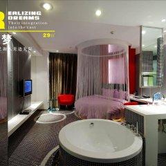Dongguan Designer Hotel ванная фото 2