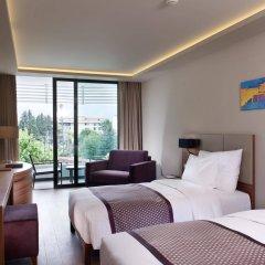 Отель Grand Azur Marmaris комната для гостей