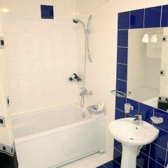 Гостиница 7 Дней Каменец-Подольский ванная фото 2