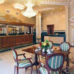 Отель Gentalion Москва гостиничный бар