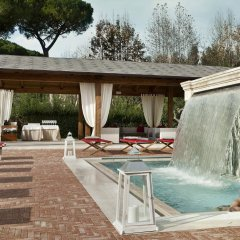 Отель QC Terme Roma SPA & Resort бассейн фото 3