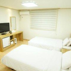 Отель Blessing in Seoul Южная Корея, Сеул - отзывы, цены и фото номеров - забронировать отель Blessing in Seoul онлайн комната для гостей фото 5