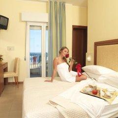 Hotel Zeus Римини комната для гостей фото 3
