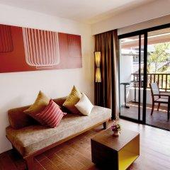 Отель Kamala Beach Resort A Sunprime Resort Пхукет комната для гостей фото 4