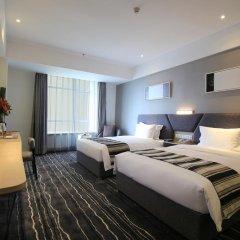 Отель Suiton By Paxton Шэньчжэнь комната для гостей фото 2