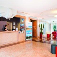 Отель Hôtel Vacances Bleues Villa Modigliani интерьер отеля фото 2