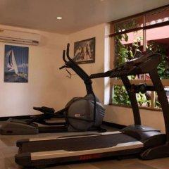 Отель Pride Sun Village Resort And Spa Гоа фитнесс-зал фото 4