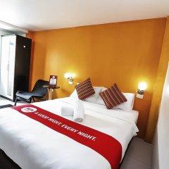 Отель NIDA Rooms Central Pattaya 194 Паттайя комната для гостей фото 2
