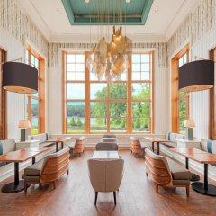 Отель JW Marriott The Rosseau Muskoka Resort интерьер отеля