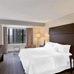 Отель Westin New York Grand Central 4* Стандартный номер с двуспальной кроватью фото 4