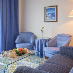 Hotel Del Golfo Проччио в номере