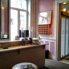 Отель Sabina Бельгия, Брюссель - 3 отзыва об отеле, цены и фото номеров - забронировать отель Sabina онлайн ванная