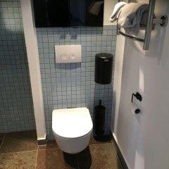 Отель Hørhavegården Дания, Орхус - отзывы, цены и фото номеров - забронировать отель Hørhavegården онлайн ванная