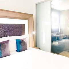 Отель Novotel London Excel 4* Улучшенный люкс с различными типами кроватей
