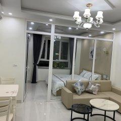 HK Apartment & Hotel Хайфон комната для гостей