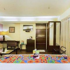 Отель Fab Hotel Prime Shervani Индия, Нью-Дели - отзывы, цены и фото номеров - забронировать отель Fab Hotel Prime Shervani онлайн удобства в номере фото 2