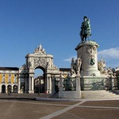 Hotel Convento do Salvador Лиссабон спортивное сооружение